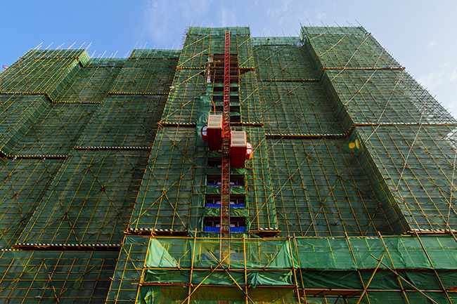 宝业集团建设—武汉.水果湖省干部住宅楼