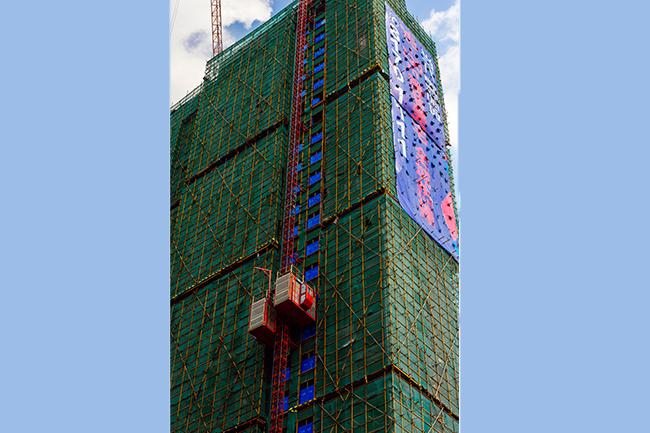 至高建设—武汉.当代国际城一期